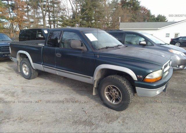 Inventory #790720484 1997 Dodge DAKOTA