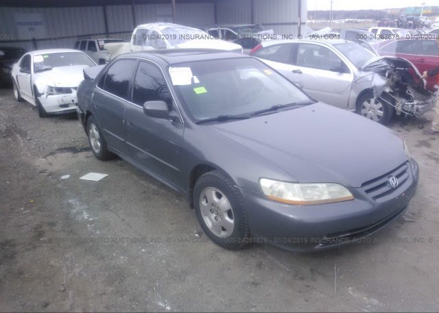 Inventory #871122409 2002 Honda ACCORD