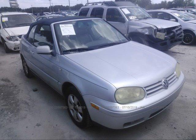 Inventory #115034948 2002 Volkswagen CABRIO