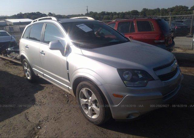 Inventory #107326474 2015 Chevrolet CAPTIVA