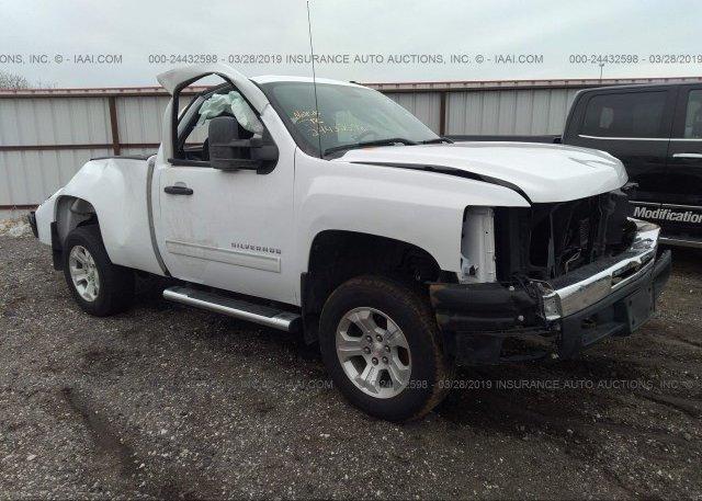 Inventory #852105669 2011 Chevrolet SILVERADO