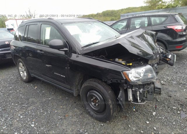 Inventory #652544049 2017 JEEP COMPASS