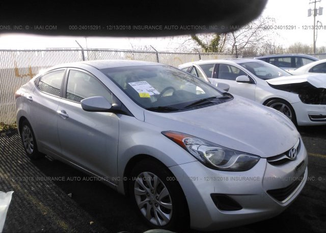 Inventory #274767394 2012 HYUNDAI ELANTRA