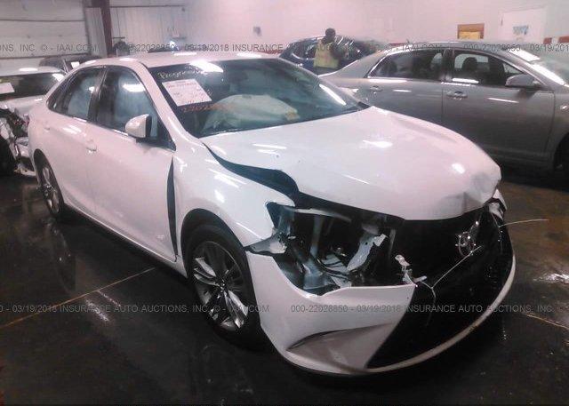 Inventory #781751341 2016 Toyota CAMRY