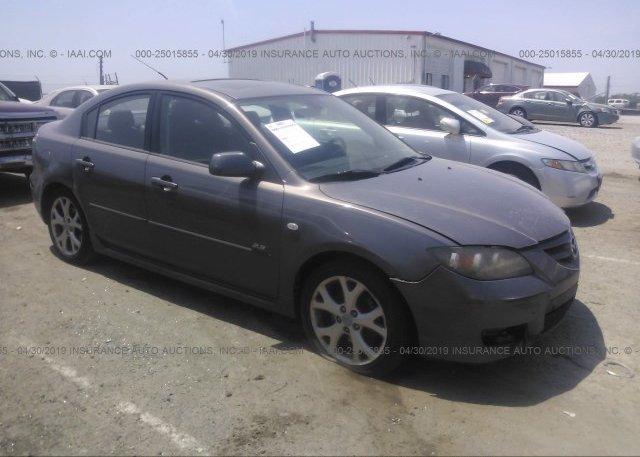 Inventory #543815571 2008 Mazda 3