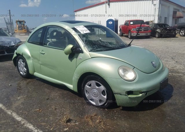 Inventory #742258813 2001 Volkswagen NEW BEETLE