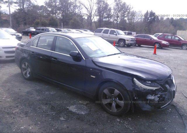 Inventory #628138895 2008 BMW 528