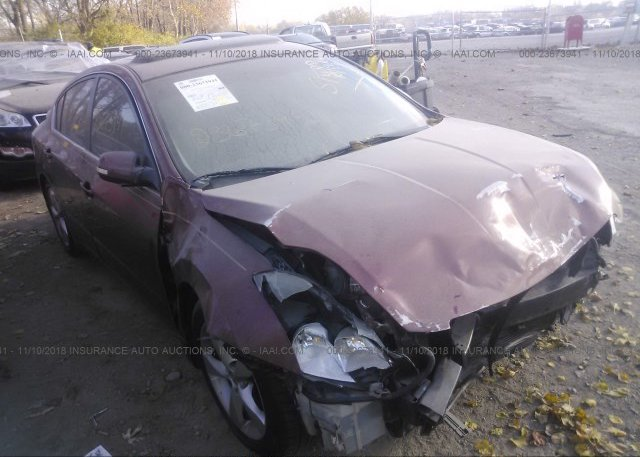 Inventory #955908317 2007 Nissan ALTIMA