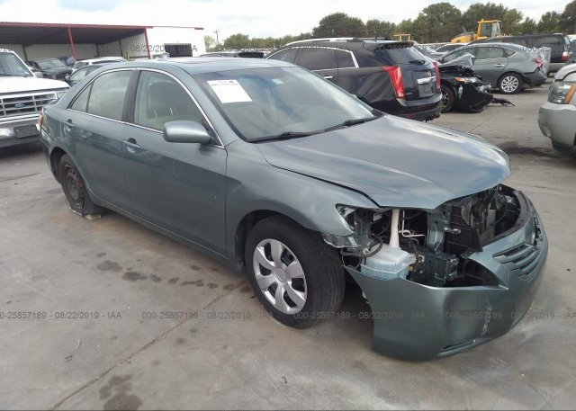 Inventory #121619700 2009 Toyota CAMRY