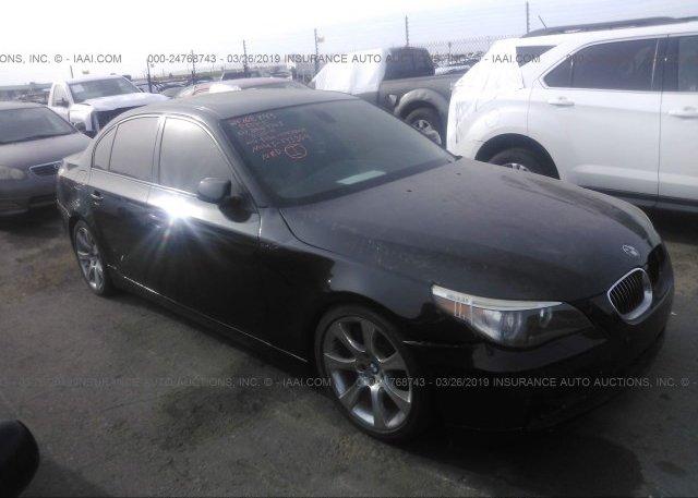 Inventory #203890385 2007 BMW 550