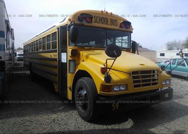 Inventory #233075684 2004 BLUE BIRD SCHOOL BUS / TRANSIT BUS