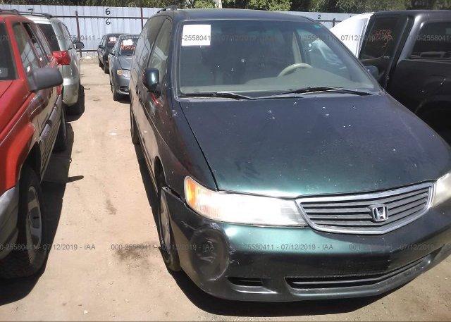 Inventory #364091649 2000 Honda ODYSSEY