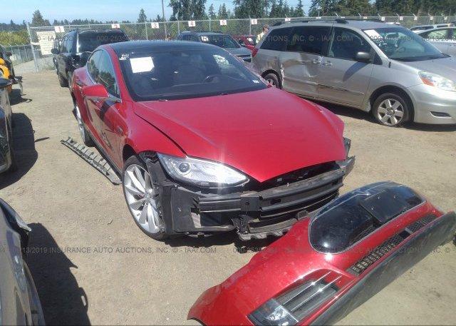 Inventory #275282895 2015 Tesla MODEL S