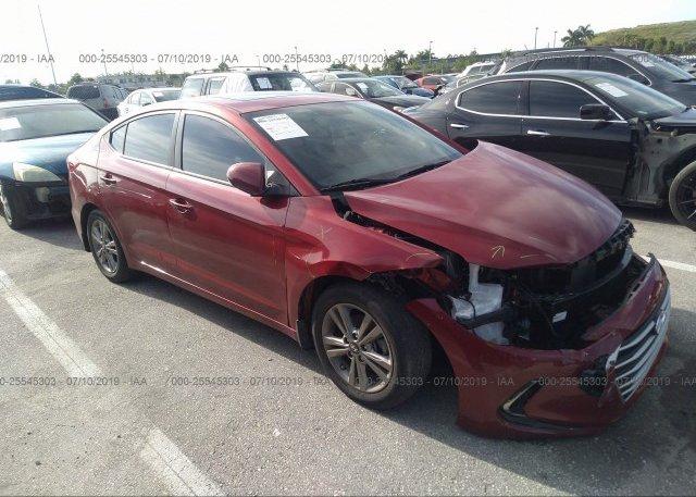 Inventory #425117834 2017 Hyundai ELANTRA