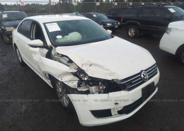 Inventory #736055790 2012 Volkswagen PASSAT