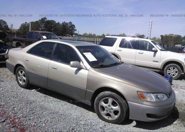 Inventory #399445935 1997 Lexus ES