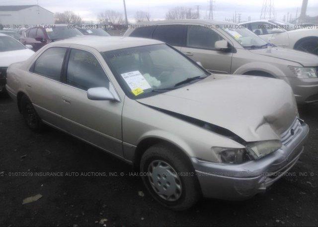 Inventory #119976843 1999 Toyota CAMRY
