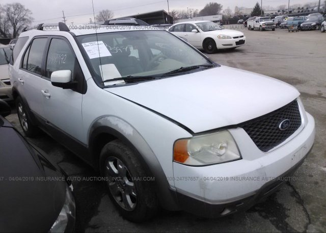 Inventory #665408104 2005 FORD FREESTYLE