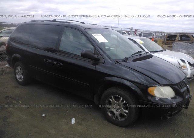 Inventory #694442122 2004 Dodge GRAND CARAVAN