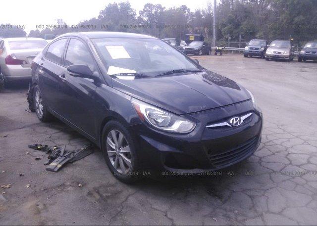 Inventory #117121617 2012 Hyundai ACCENT