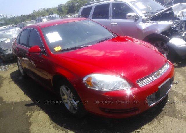 Inventory #688412933 2013 Chevrolet IMPALA