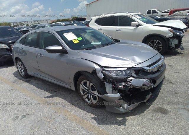 Inventory #323326239 2016 Honda CIVIC