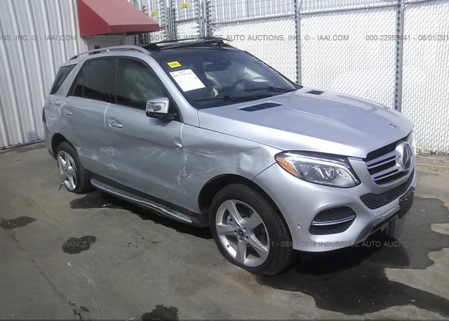 Inventory #280750426 2018 MERCEDES-BENZ GLE