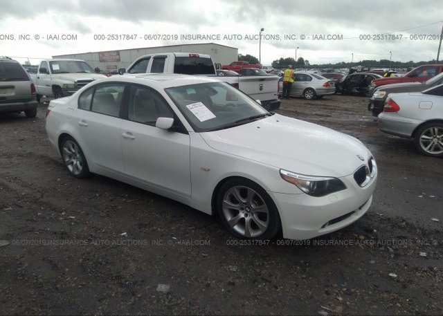 Inventory #790111114 2006 BMW 550