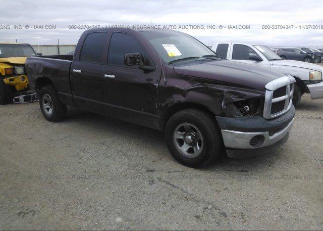 Inventory #445776891 2005 Dodge RAM 1500