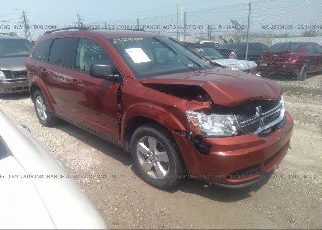 Inventory #301353400 2013 Dodge JOURNEY