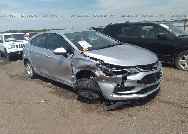 Inventory #542793064 2017 Chevrolet CRUZE