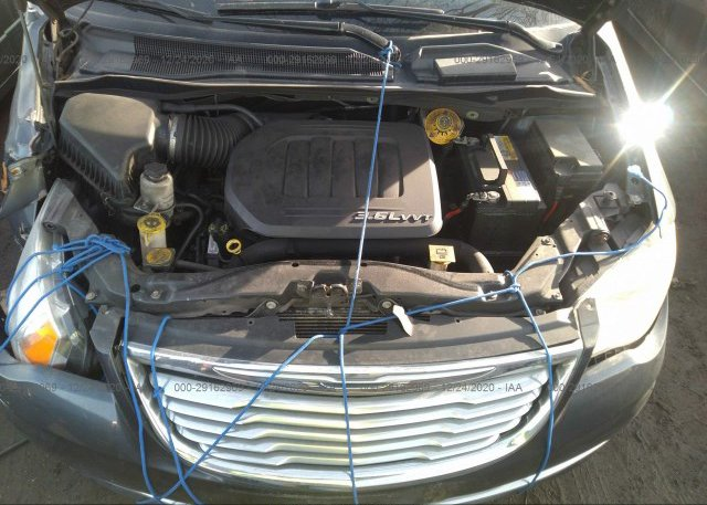 2C4RC1BG8ER345482 2014 CHRYSLER TOWN & COUNTRY