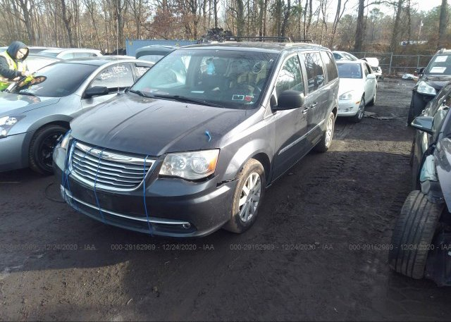 из сша 2014 CHRYSLER TOWN & COUNTRY 2C4RC1BG8ER345482