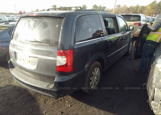 цена в сша 2014 CHRYSLER TOWN & COUNTRY 2C4RC1BG8ER345482