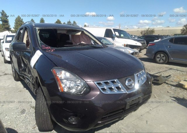 Inventory #834543091 2015 Nissan ROGUE SELECT
