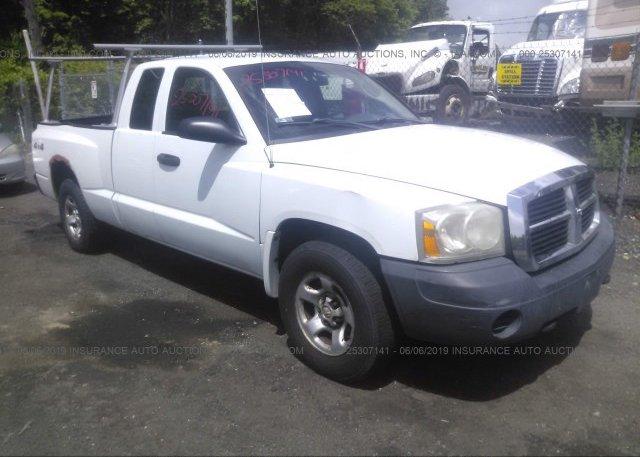Inventory #165726017 2005 Dodge DAKOTA