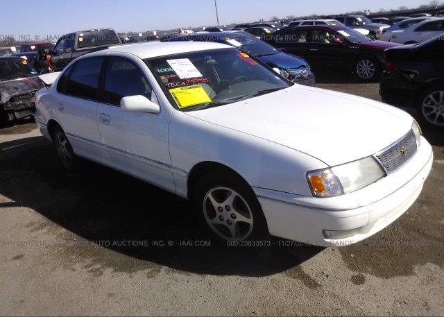 Inventory #923716080 1999 Toyota AVALON