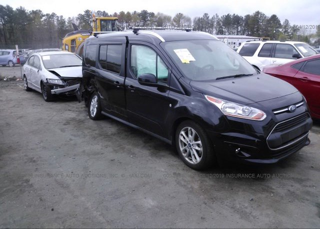 Inventory #156596545 2017 FORD TRANSIT CONNECT