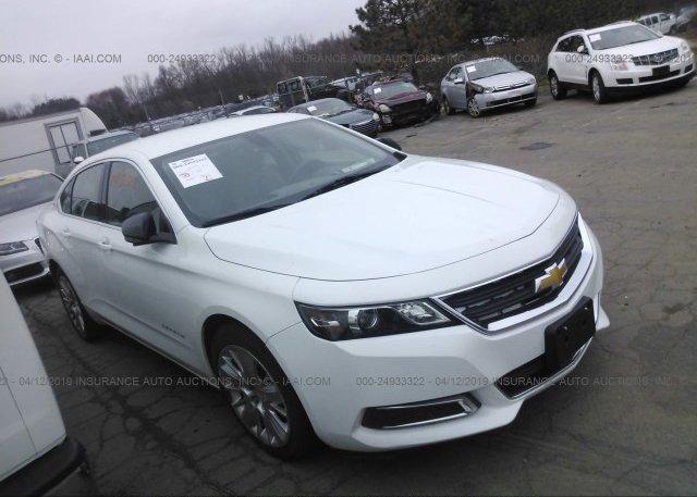 Inventory #733497625 2014 Chevrolet IMPALA