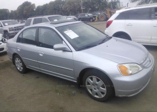 Inventory #227664680 2002 Honda CIVIC