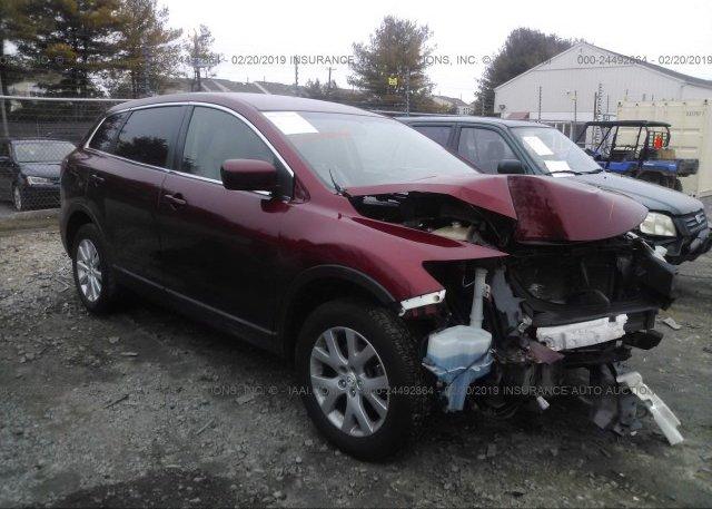 Inventory #339698426 2008 Mazda CX-9