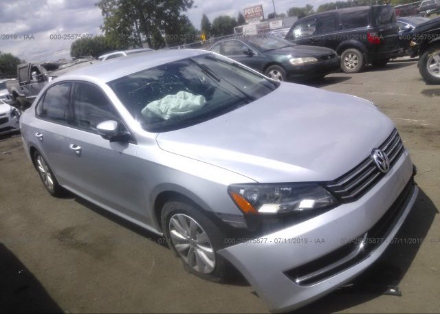Inventory #647715162 2013 Volkswagen PASSAT