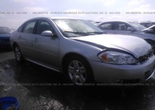 Inventory #305419436 2010 Chevrolet IMPALA