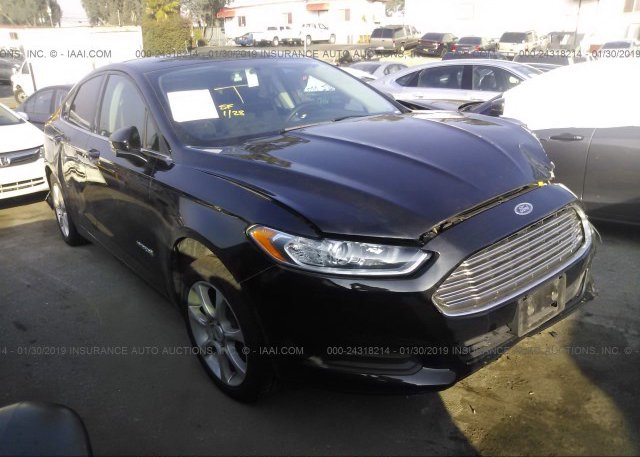 Inventory #357961881 2014 FORD FUSION