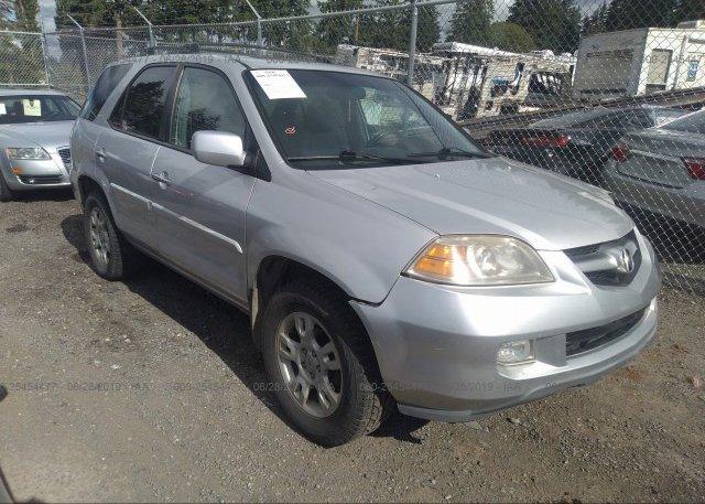 Inventory #409003450 2005 Acura MDX