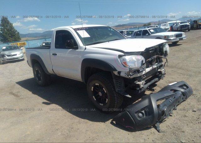 Inventory #242498426 2012 Toyota TACOMA