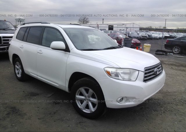 Inventory #581582634 2010 Toyota HIGHLANDER
