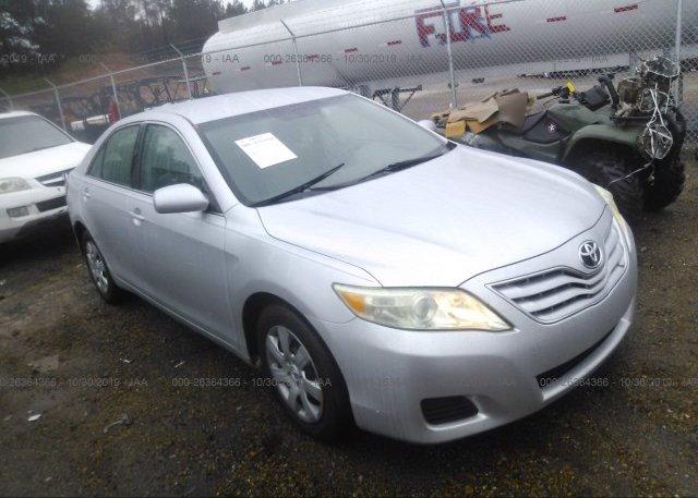 Inventory #464753993 2011 Toyota CAMRY