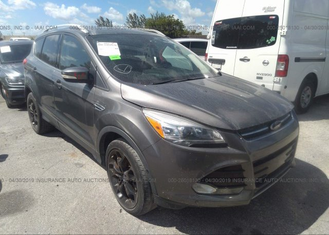 Inventory #875610828 2014 FORD ESCAPE