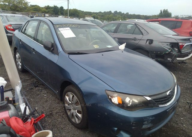 Inventory #603582469 2008 Subaru IMPREZA